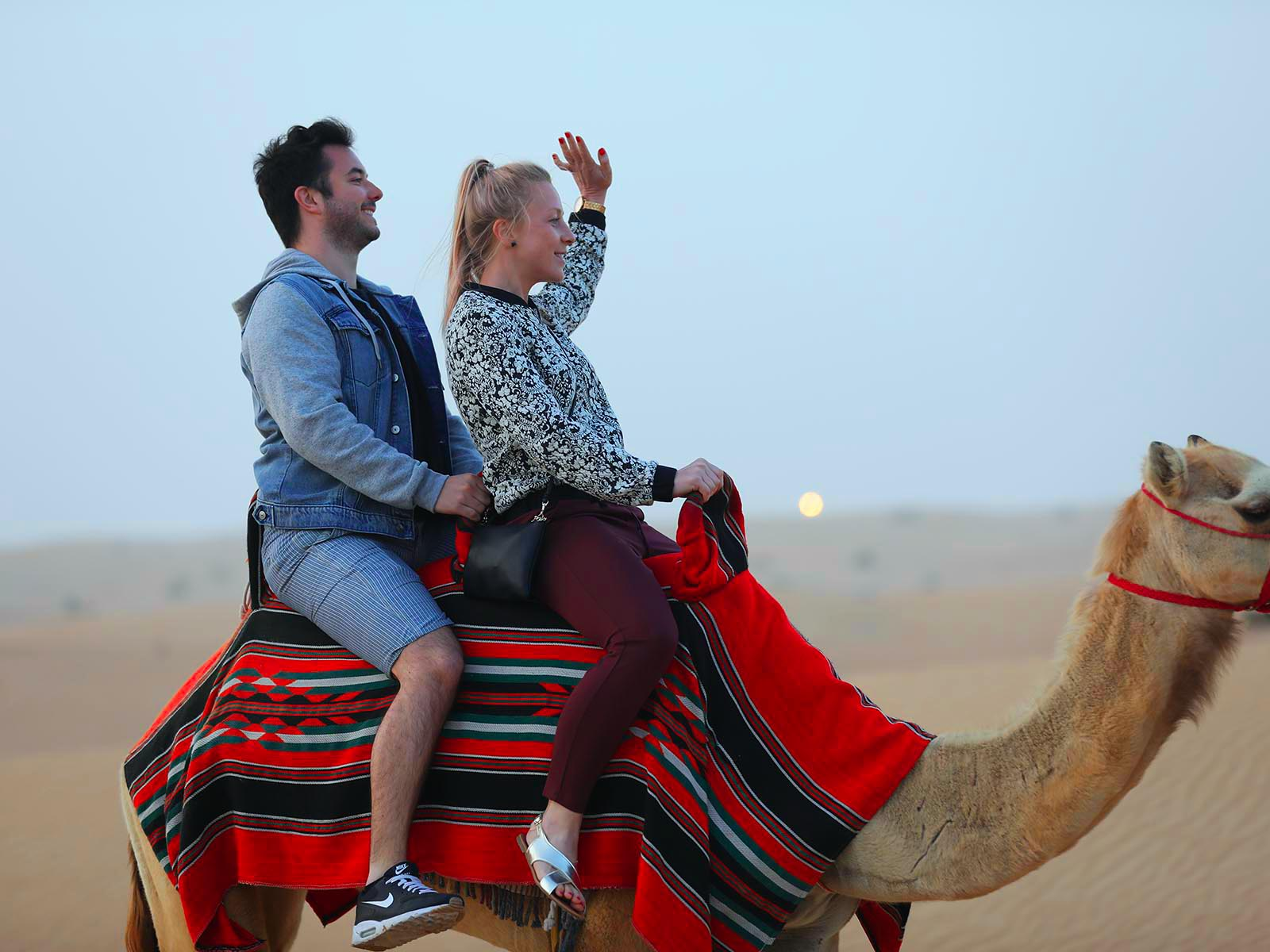 How To Enjoy The Best Camel Ride In Dubai
