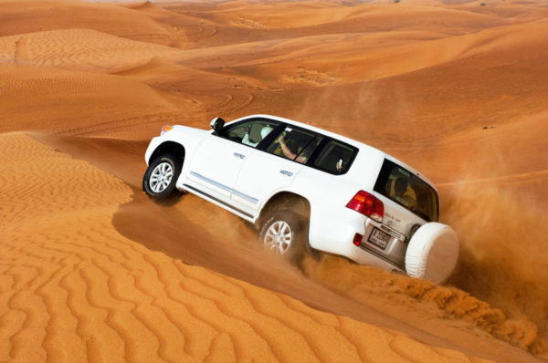 Have A Very Memorable Dubai Desert Safari Trip