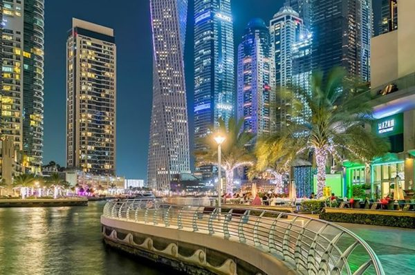 Dubai Is A Place To Treat All Your Sense With The Innumerable Things To Do