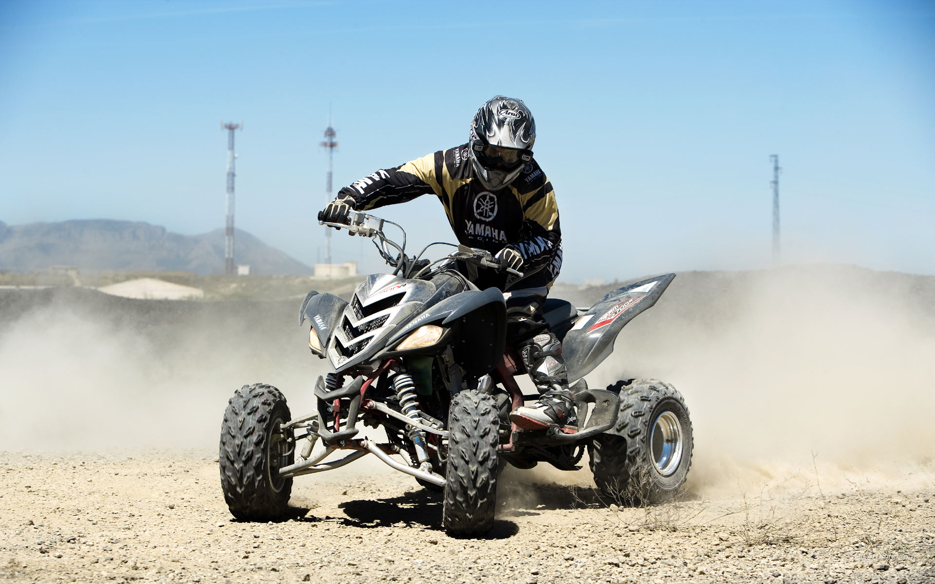 How To Enjoy Quad Bike in Dubai