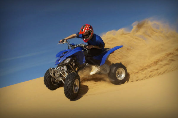 Why Is Quad Bike Dubai So Famous?