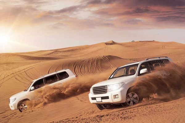 The Uniqueness of Desert Safari Dubai
