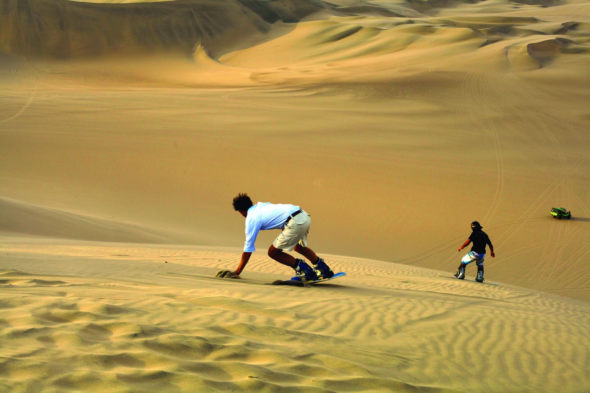 Choose the Best Desert Safari Deals in Dubai from Skyland Tourism