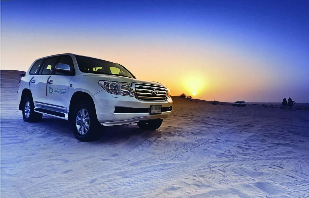 Arabian Adventures Desert Safari Experience in Dubai