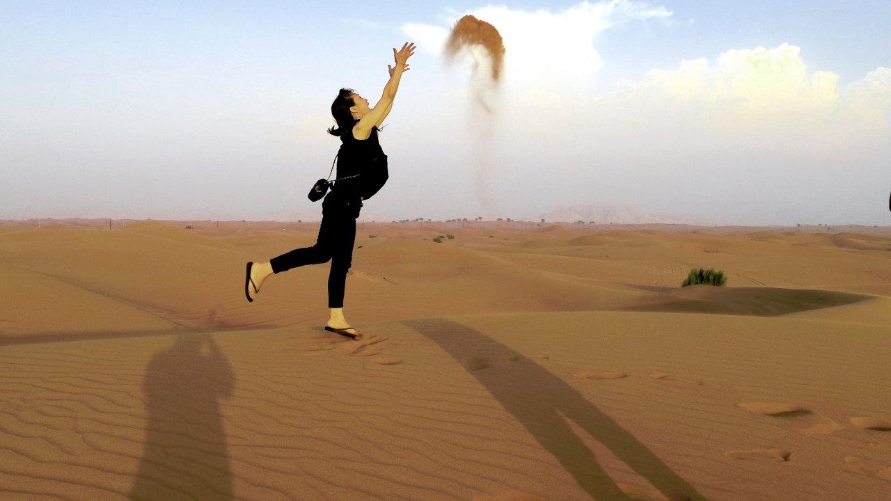 HOW TO PLAN YOUR DESERT SAFARI TRIP WITH SKYLAND TOURISM