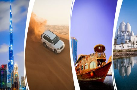 Make your Dubai Tour Packages Memorable