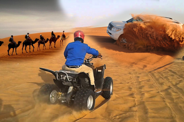 How To Explore The Dubai Desert Safari?