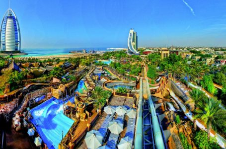 Wild Wadi Water Park, including the extraordinary