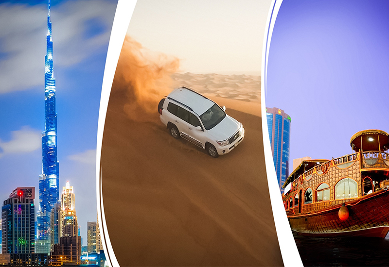 Activities in Dubai