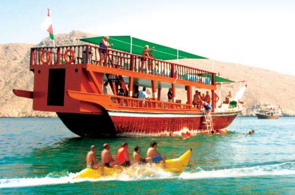 Explore the city Khasab Oman with Skyland tourism