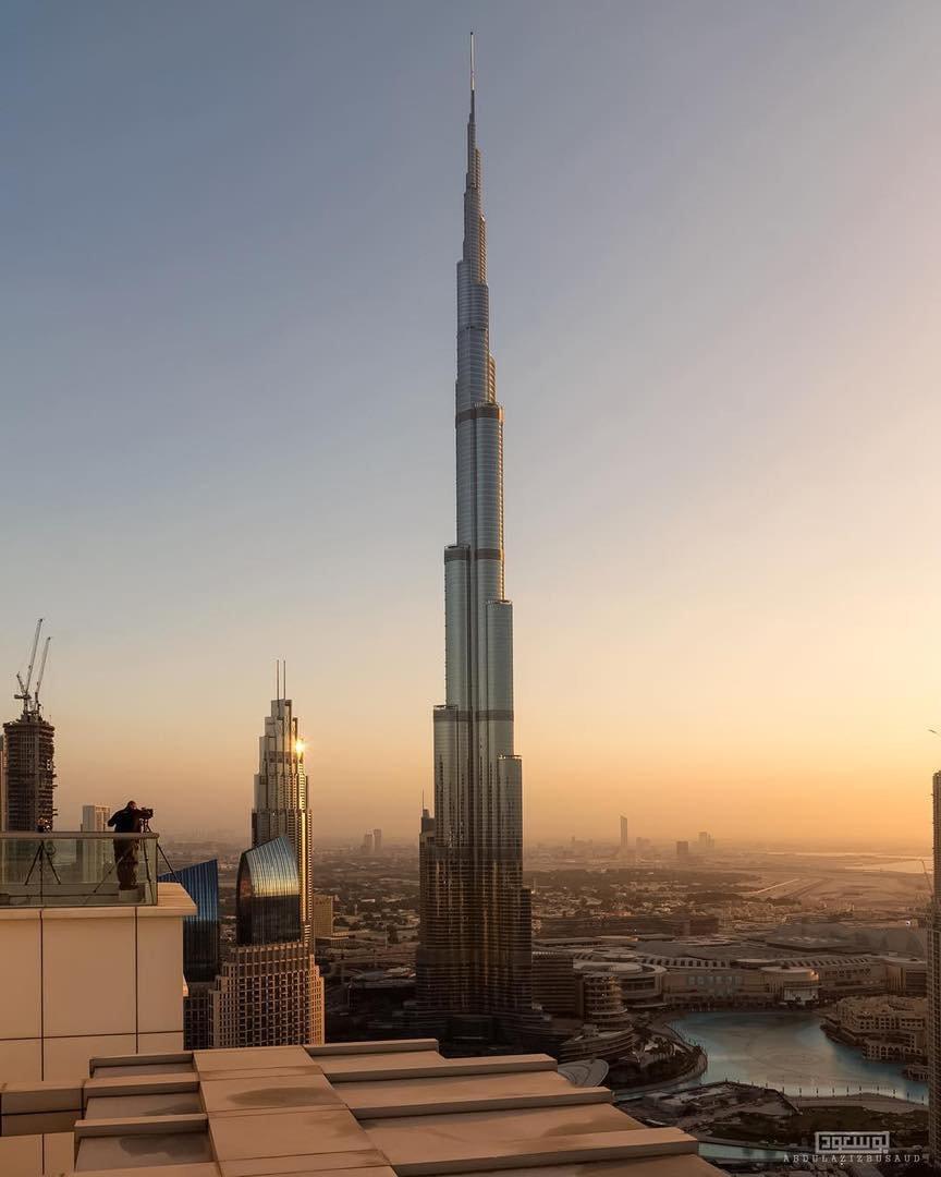 DUBAI AND ITS EXHILARATING BEAUTY