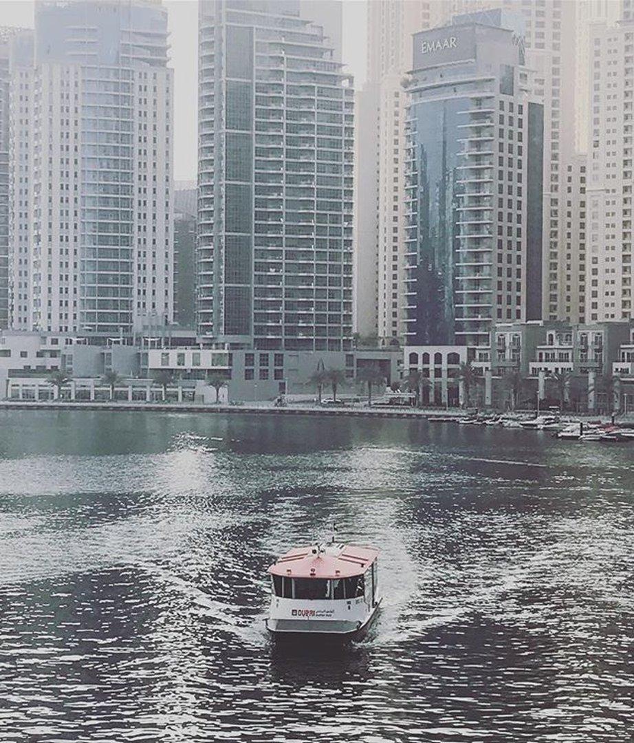 DUBAI AND ITS BEAUTIFUL SIGHTS