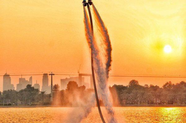 The most favorite activity of people at Desert Safari Dubai