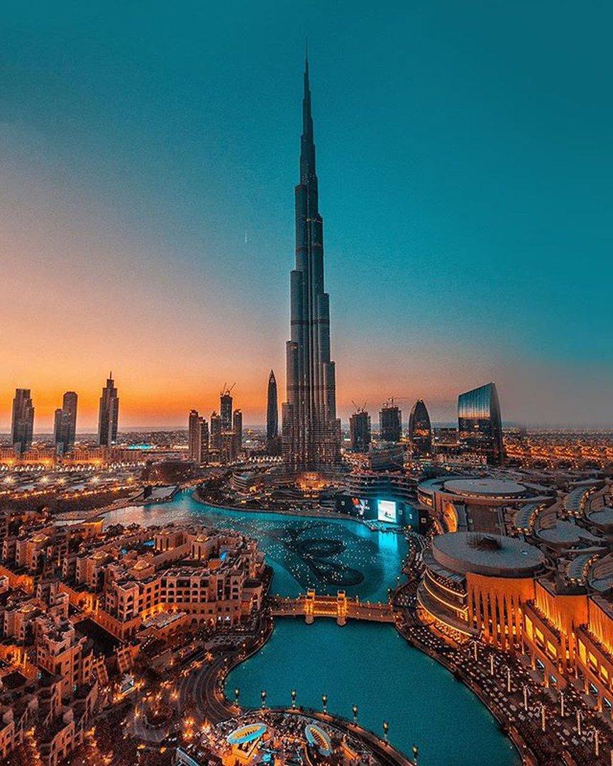 DUBAI WITH ITS EXTRAVAGANT HISTORY