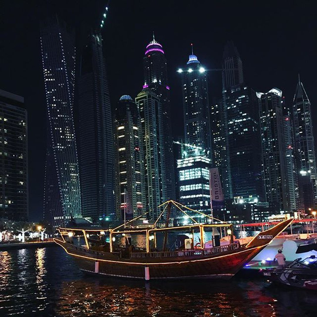 DUBAI IS SURELY GOING TO MAKE YOU FEEL OUT OF THIS WORLD