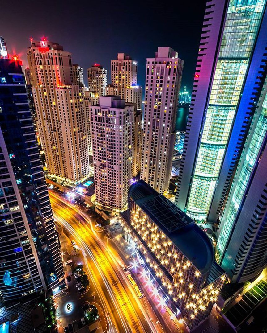 THE BEAUTIFUL DUBAI AND EXCITING PLACES