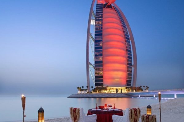 Dubai As The Best Honeymoon Destination