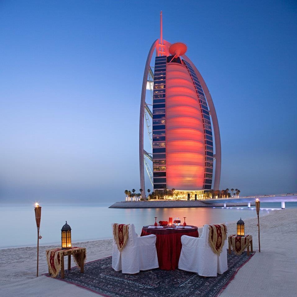 Dubai As The Best Honeymoon Destination