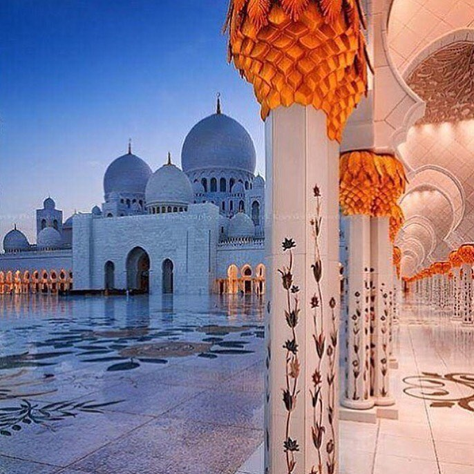 A Trip To Dubai From Abu Dhabi