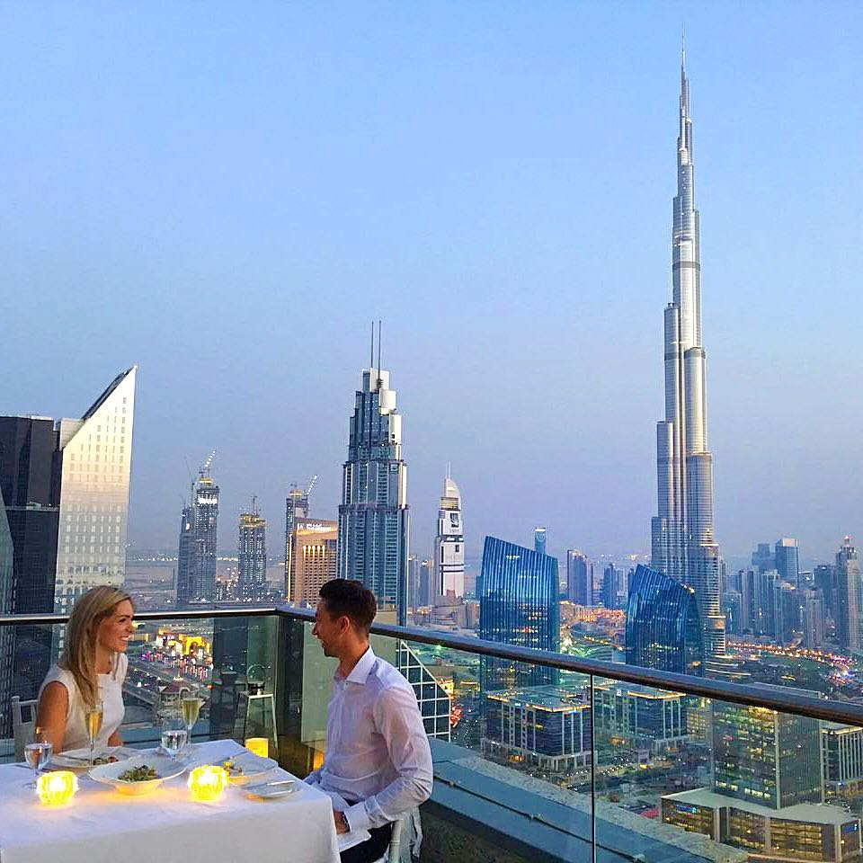An amazing trip to Dubai