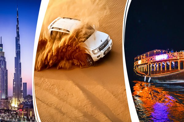 Why Should One Choose Dubai Tour for Vacations