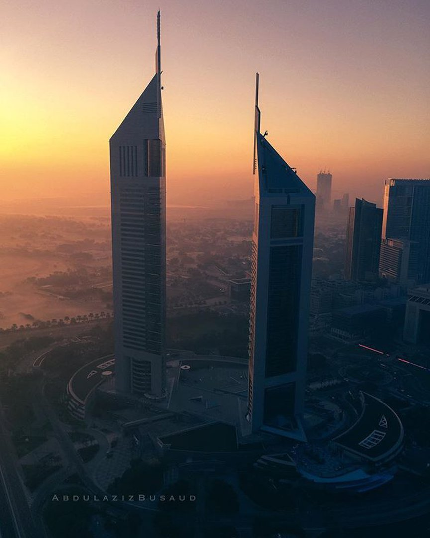 EATERIES AND MALLS AT ABU DHABI
