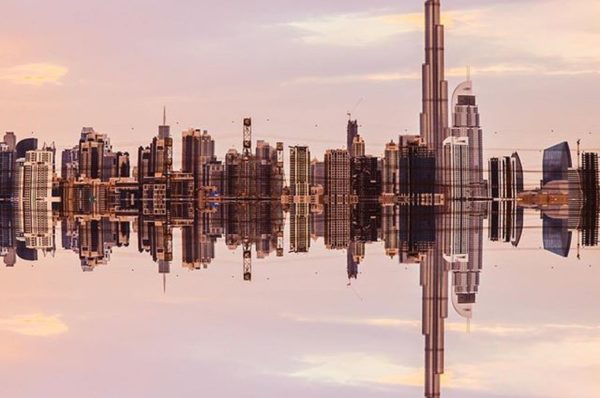 What are the most beautiful places to go during the Dubai city tour?
