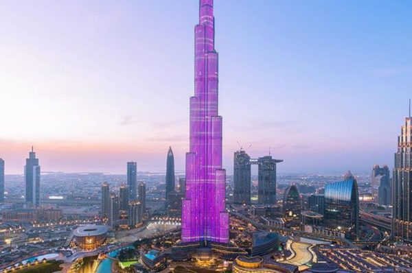 SENSATIONAL PLACES OF DUBAI