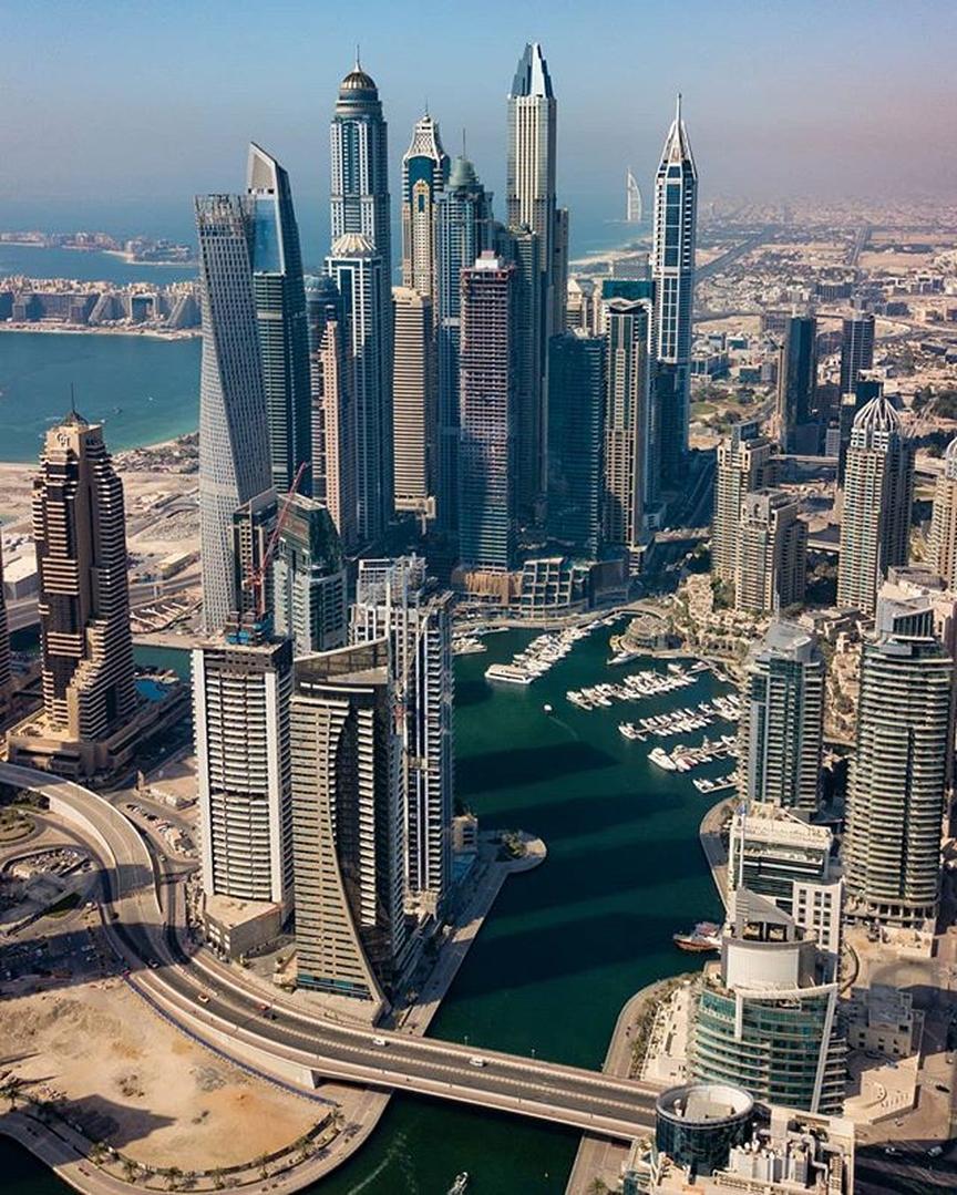 Visit the World of entertainment at Abu Dhabi.