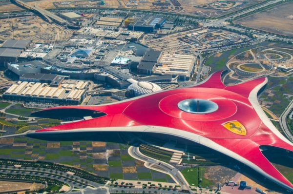Visit the World of Entertainment At Abu Dhabi City Tour