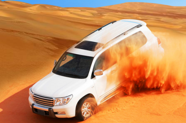 The most favorite activity of people at Desert Safari Dubai