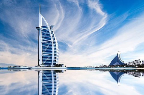 EXHILARATING PLACES IN DUBAI