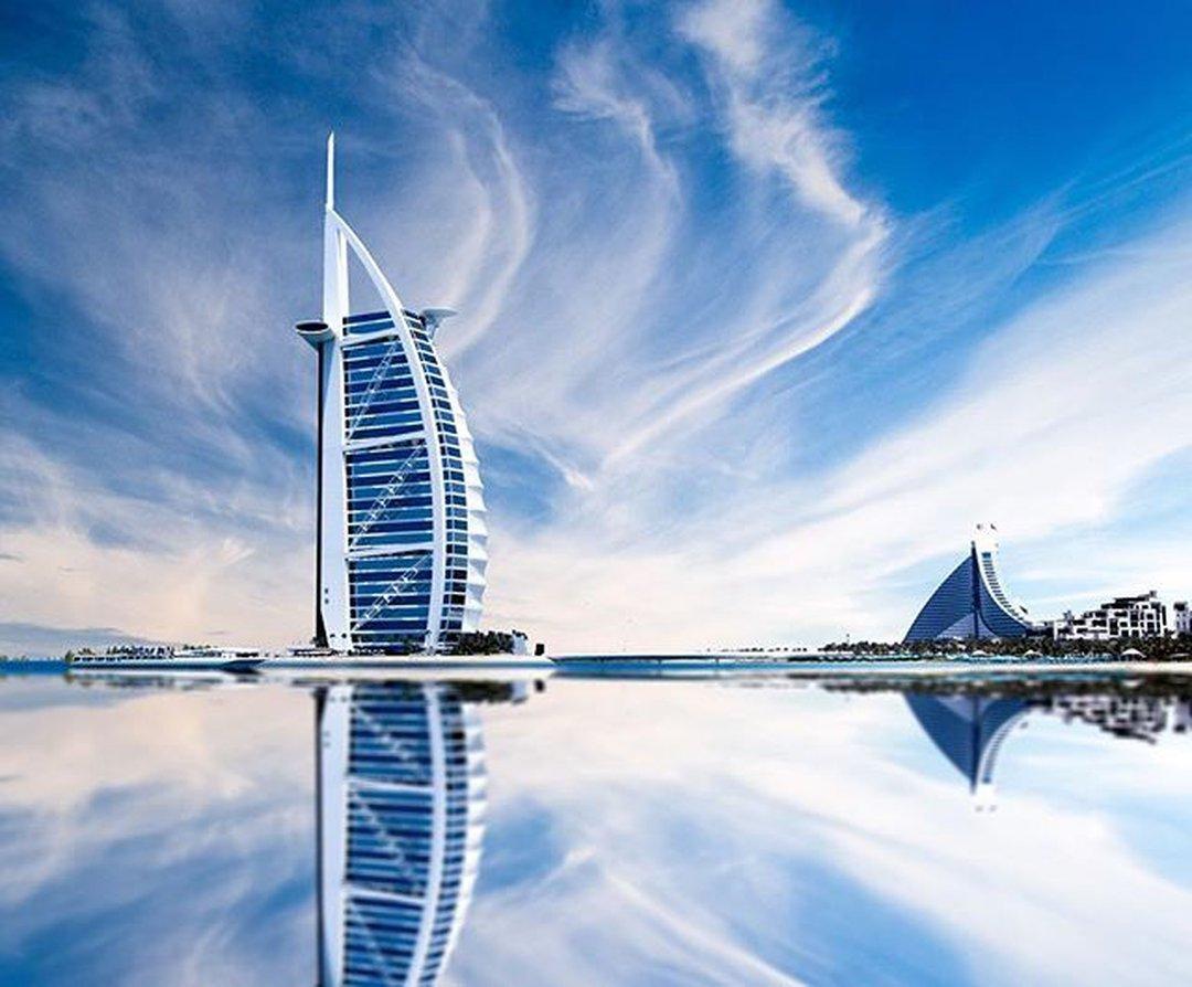 EXHILARATING PLACES IN DUBAI
