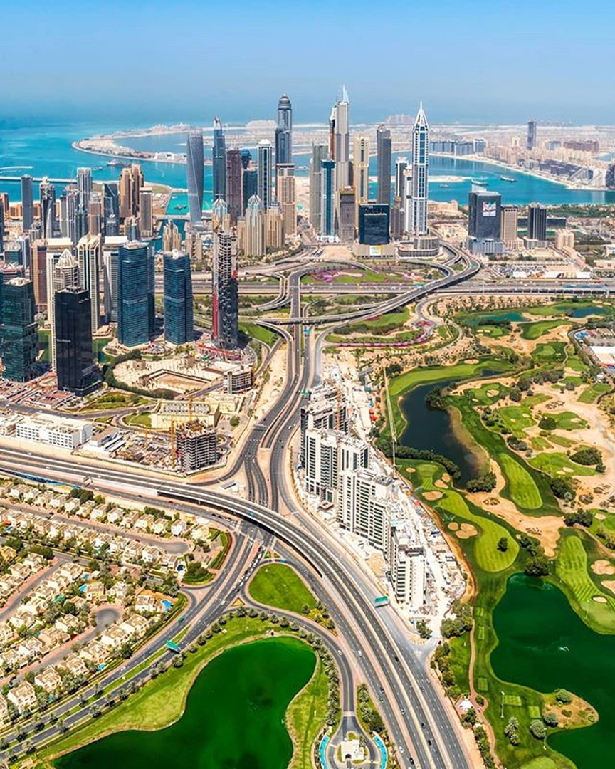 WHERE TO GET STARTED WHEN IN DUBAI?
