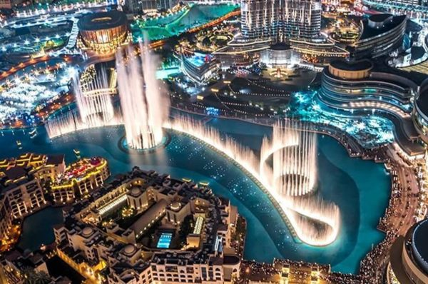 BEST PLACE OF DUBAI
