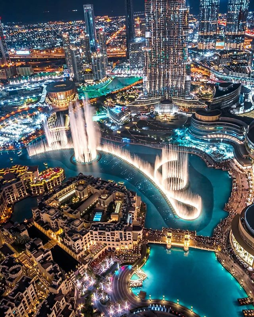WHAT CAN YOU DO IN DUBAI?