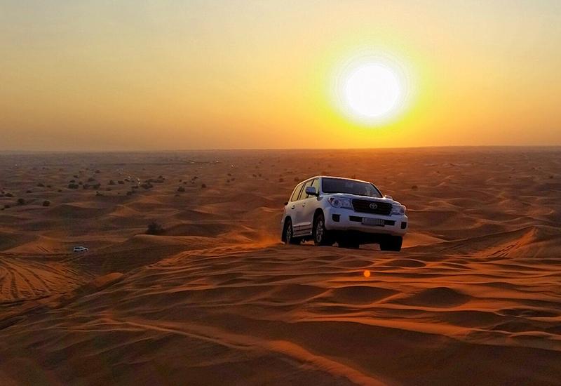 Early Morning Desert Safari