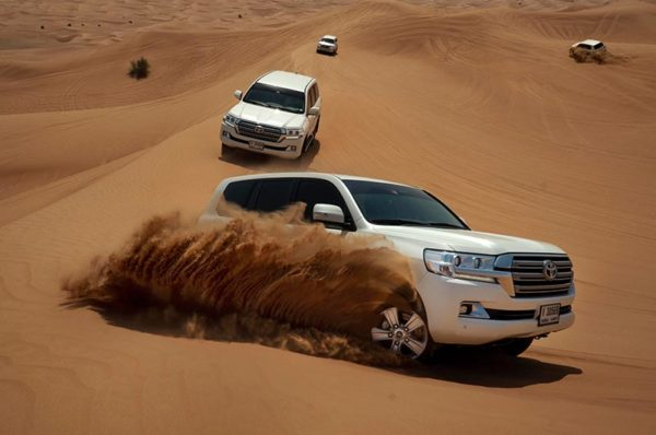 What to do at Dubai Desert Safari