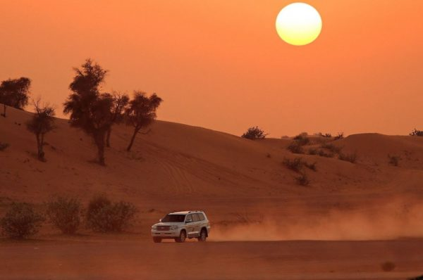Understand The Background Of Desert Safari Dubai