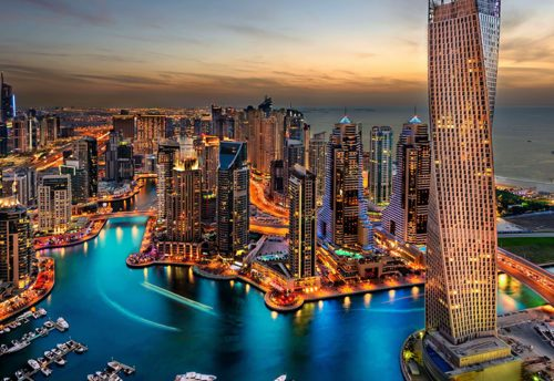 8 Days 7 Nights Package Dubai