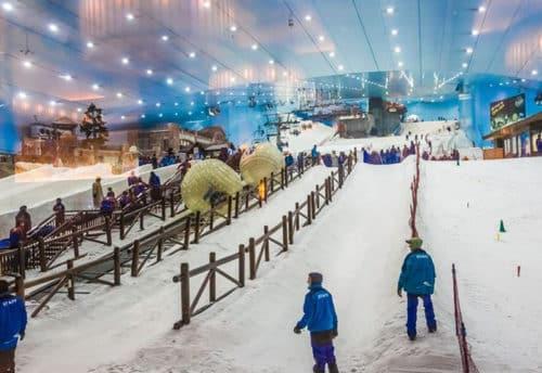 Ski Dubai