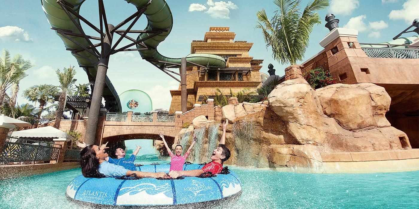 Aquaventure Water Park (Atlantis)