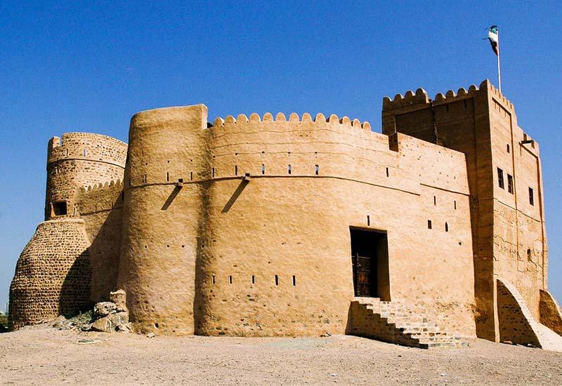 Tour della costa orientale (Fujairah)