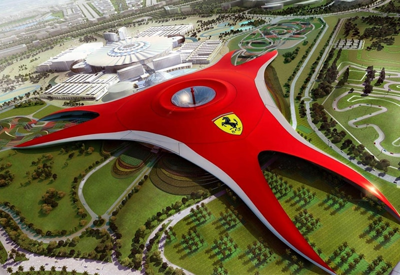 Ferrari World Bronze