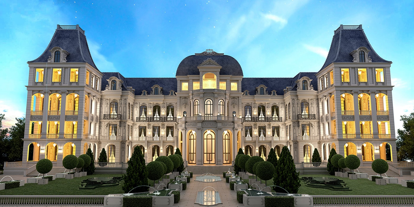 Sheikh's Palace