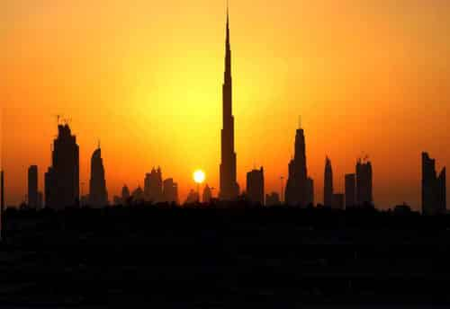 Дубай Сити тур с на вершине Бурдж Халифа