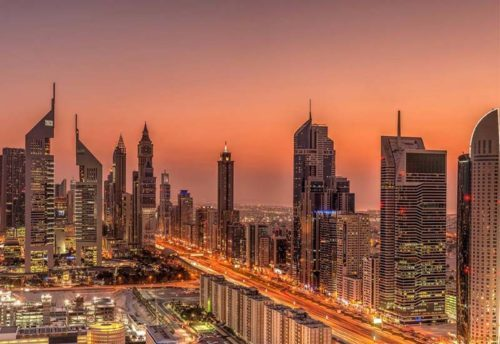 Holiday packages in Dubai