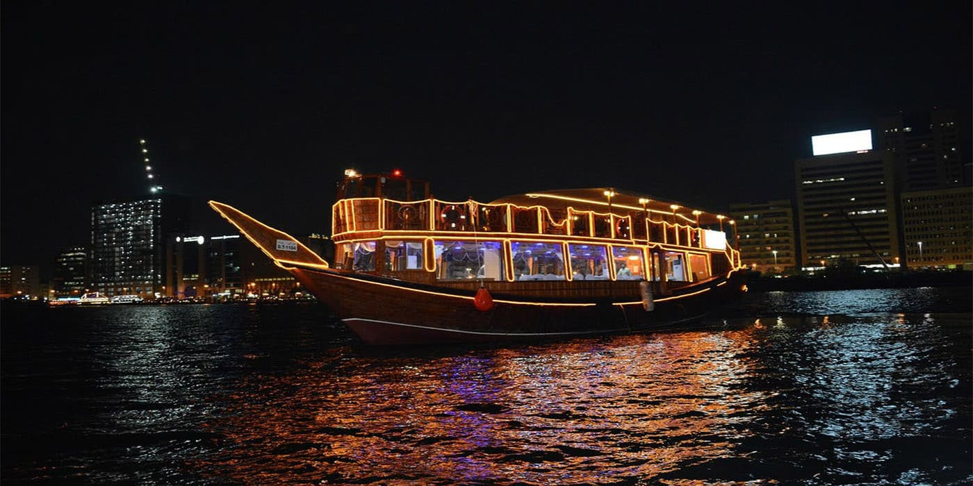 Dhow Cruise Dinner2