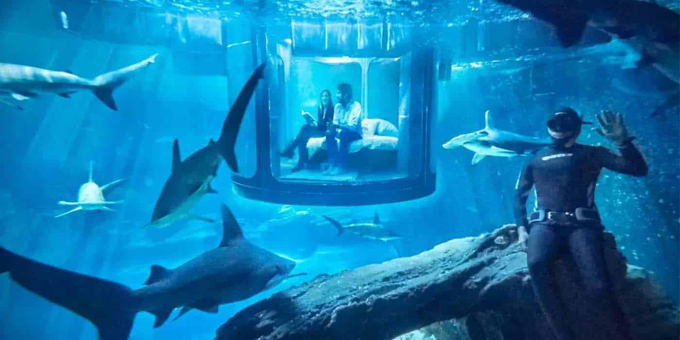 Aquariums-Dubai-Mall