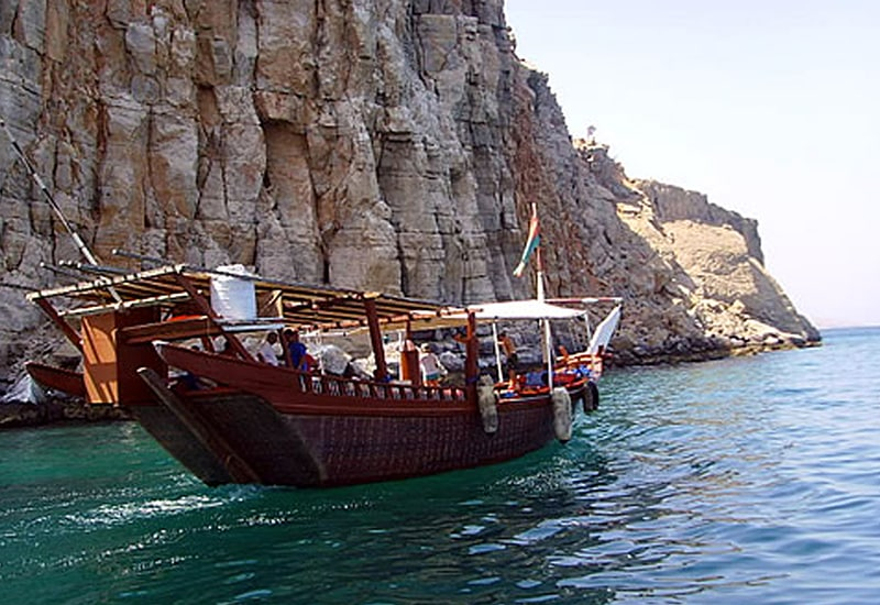 Khasab Musandam Day Cruise Excursion from UAE